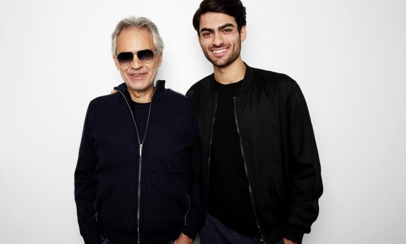 Andrea Bocelli & Son
